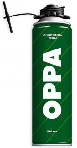 Очиститель монтажной пены OPPA 500 мл.