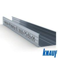 Профиль стоечный ПС 75*50 3м. Knauf