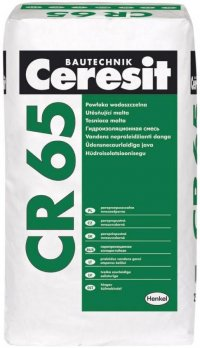 Гидроизоляция Ceresit CR 65, 25 кг