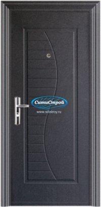 Стальная Дверь GST-636, 50 мм