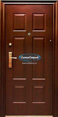 Стальная Дверь Оптима, 70 мм (Порошковое Порытие)