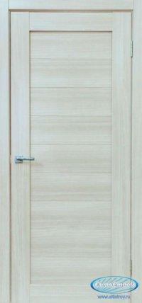 Дверь с ПВХ МАСТЕР 634 СБ цвет Сандал Белый