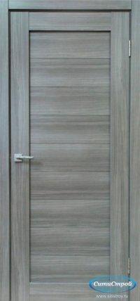 Дверь с ПВХ МАСТЕР 634 СН цвет Сандал Серый