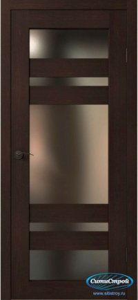 Двери с ПВХ МАСТЕР 639 ВГ цвет Венге