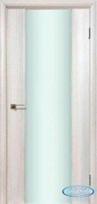 Дверь с ПВХ ОСКАР 981 СБ цвет Сандал Белый