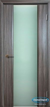 Дверь с ПВХ ОСКАР 981 СН цвет Сандал Серый