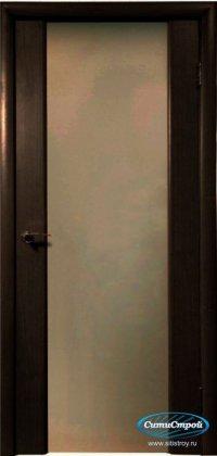 Дверь с ПВХ ОСКАР 981 ВГ цвет Венге