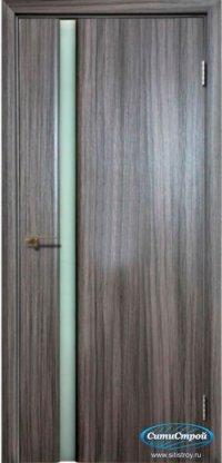 Дверь с ПВХ ОСКАР 983 СБ цвет Сандал Серый