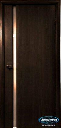 Дверь с ПВХ ОСКАР 983 ВГ цвет Венге