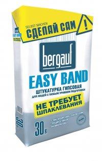 Штукатурка гипсовая универсальная Easy Band Bergauf 30 кг