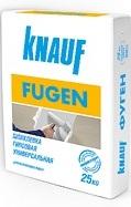 Шпаклёвка FUGEN Knauf 25 кг