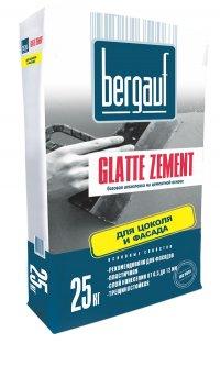 Шпатлевка базовая Glatte Zement Bergauf 25 кг