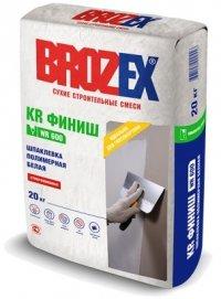 Шпаклёвка Brozex KR ФИНИШ WR600