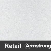 Панель потолочная Армстронг RETAIL 600x600x12 мм