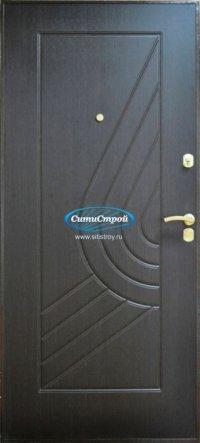 Сейф-Дверь CERT-09 Цвет Венге
