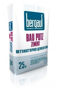 Штукатурка Bau Putz Zement Bergauf 25 кг.