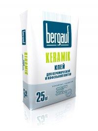 Клей для плитки Bergauf Keramik, 25 кг