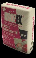 Штукатурка Brozex Гипер Пласт М 30 кг.