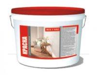 Краска водно-дисперсионная для стен и потолков
