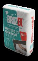 Клей для плитки Brozex КС-12 универсал, 25 кг