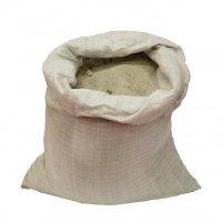 Песок речной 20 кг = 0,014м3, фр. 2-2,5 мм